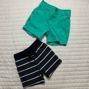 3-6 Months Boy Shorts Bundle